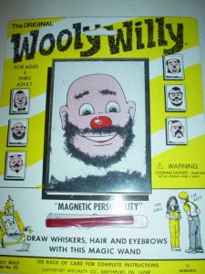 Woolly Willy